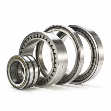 200 mm x 420 mm x 80 mm  NACHI N 340 cylindrical roller bearings