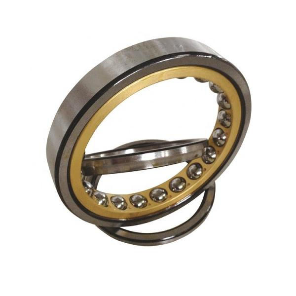 100 mm x 180 mm x 34 mm  FBJ NUP220 cylindrical roller bearings #1 image